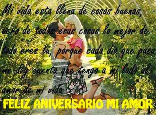 Feliz Aniversario Mi Amor: Imagenes De Amor
