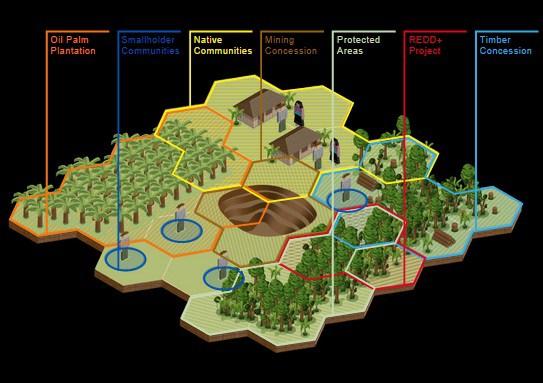 Aqua pro omnibus gis ix mapa de usos del suelo for 4 usos del suelo en colombia