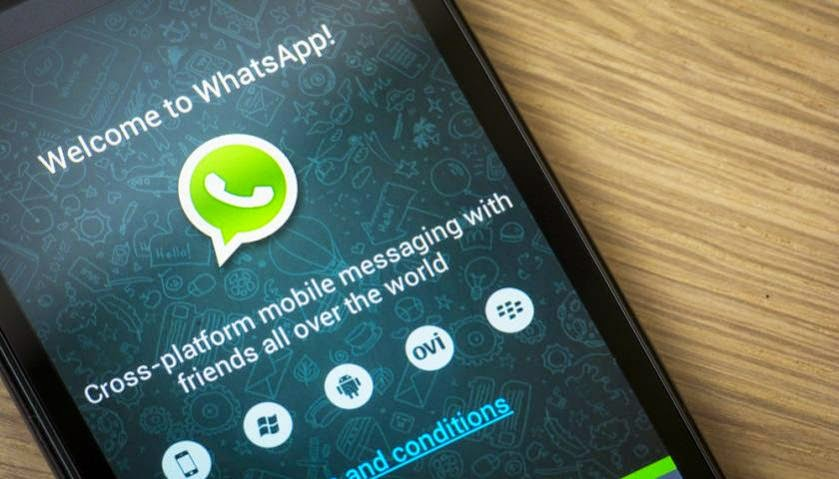 Download whatsapp new update