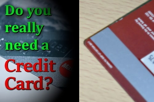 Do we really need credit cards?