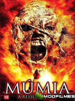 Capa do Filme Múmia: A Ressurreição
