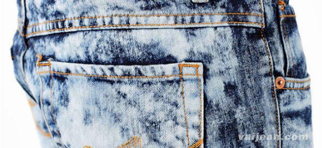 6 bước quan trọng trong quá trình giặt denim