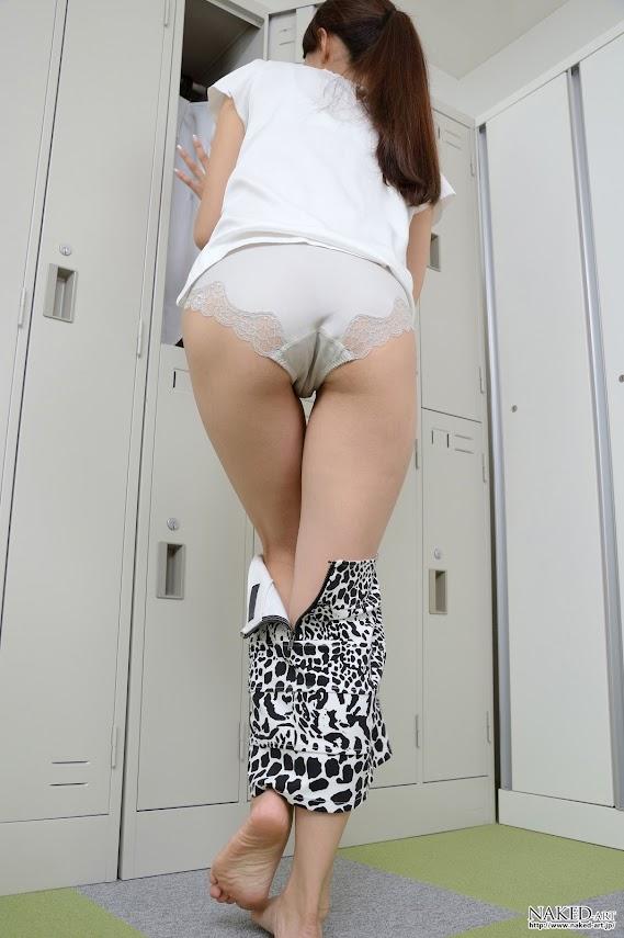 Naked-Art No.00682 Hitomi Mano 真乃ほなみ - idols
