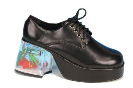 Weird Shoes Men Platforms