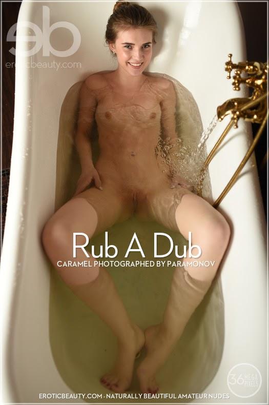 title2:EroticBeauty Caramel Rub A Dub title2eroticbeauty 07230