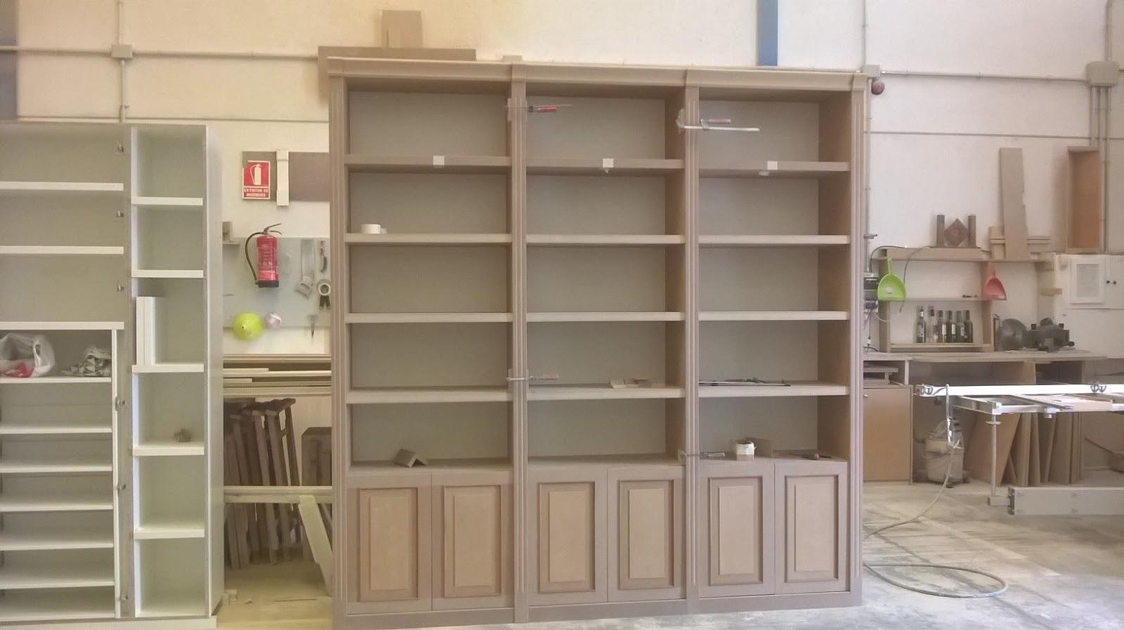 Libreria a medida madrid mueble a medida 617075183 for Mueble kansas