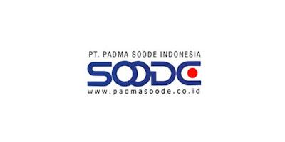 Lowongan Kerja PT Padma Soode Indonesia Karir 2021