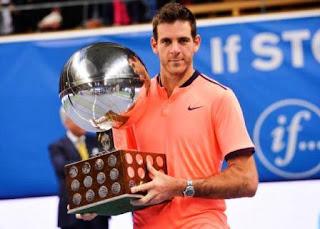 en el que venció a los cinco mejores tenistas del mundo.