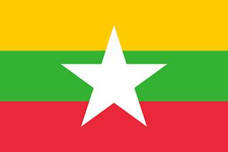 Bendera Myanmar - Negara negara ASEAN
