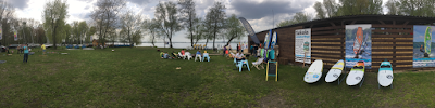 LSURF szkoła windsurfingu, rozpoczęcie sezonu