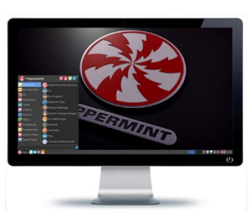 Peppermint OS 8