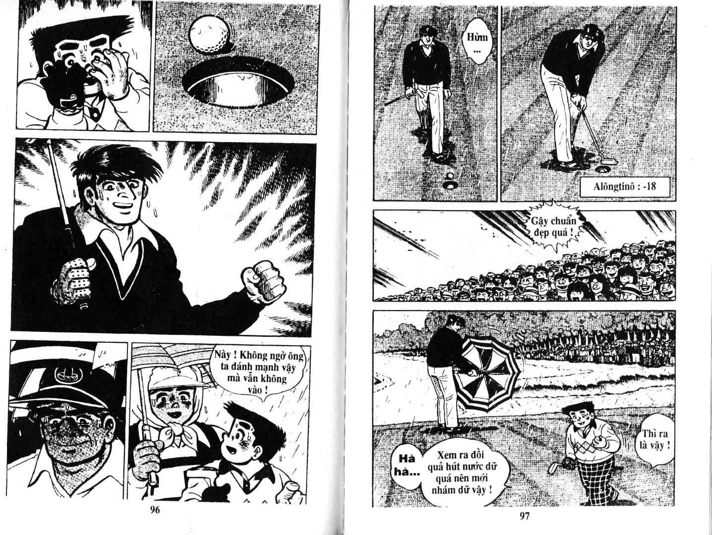 Ashita Tenki ni Naare chapter 47 trang 48