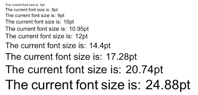 cara mengganti/memperbesar/merubah ukuran teks/font/huruf pada android