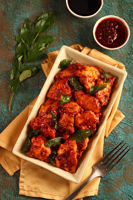 Malaysian Sambal Chicken - Shiro