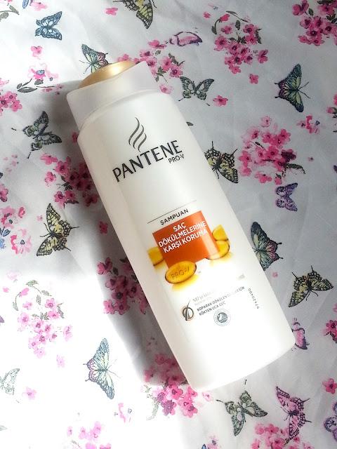Pantene Şampuan -Saç Dökülmelerine Karşı Koruma