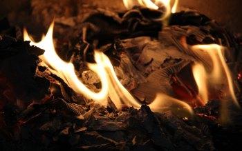 Wallpaper: Fire Flames