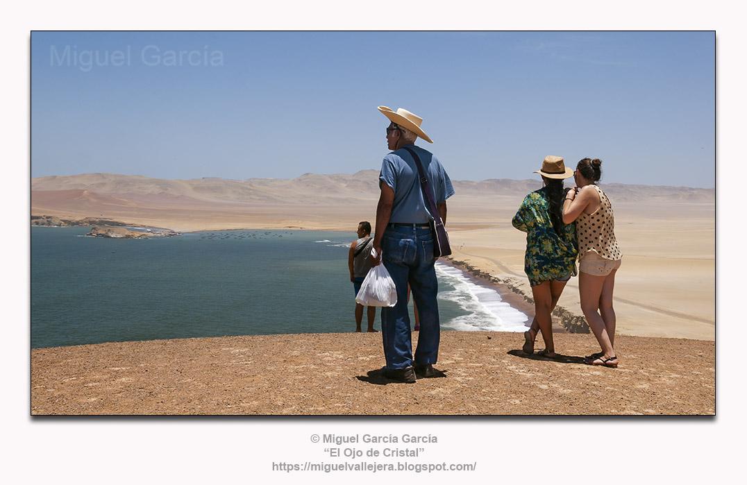 Reserva Nacional de Paracas -Desierto- Pisco (Perú)