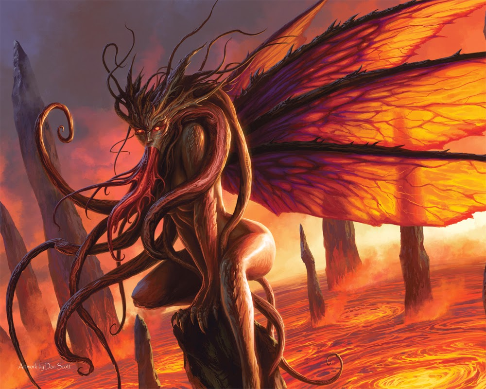 Halls of the Nephilim: Succubus Sunday - Lair of the Succubus
