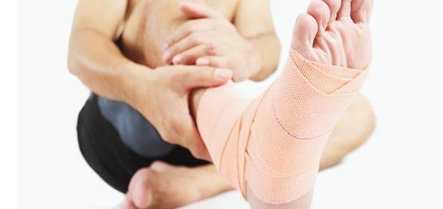 cedera olahraga, cedera saat latihan, menghindari cedera