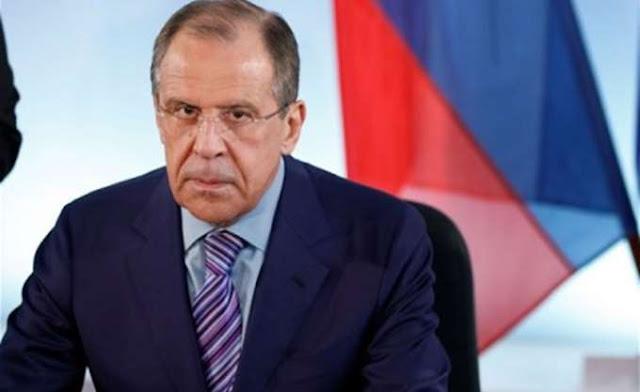 Λαβρόφ: Οι απελάσεις είναι χωρίς στοιχεία