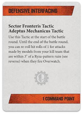 Sector Fronteris Tactic