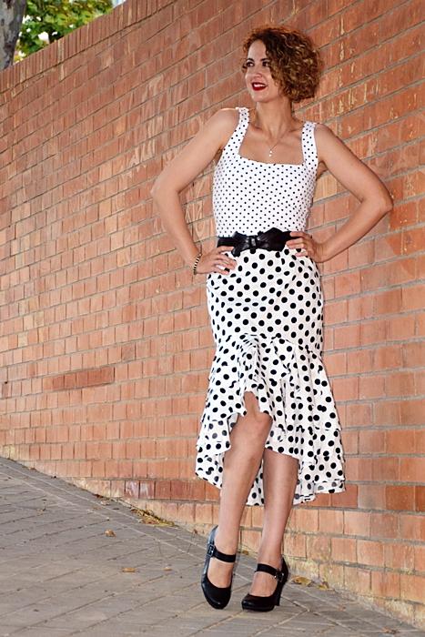 Outfit-Falda-Lunares-blanca-3