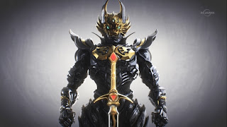 Garo The One Who Shines in the Darkness Yami o Terasu Mono Season 3 Ryuga