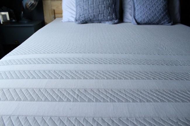 we love our new Leesa mattress