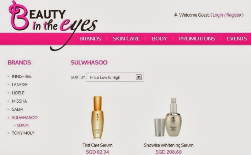 beauty in the eyes korean online shopping review