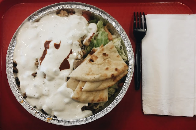 The Halal Guys, New York City