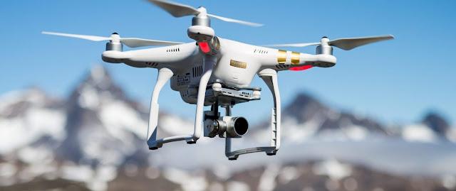 Drone | VisitGrenLand