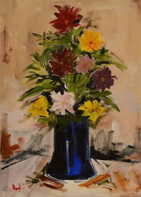 Vaso de Flores, de Clameli (foto de Ana Colla)