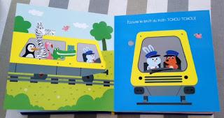 Mes véhicules animés - EDITIONS THOMAS JEUNESSE - le train