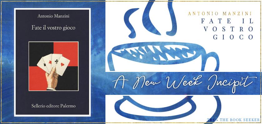 TBS The Book Seeker A New Week Incipit