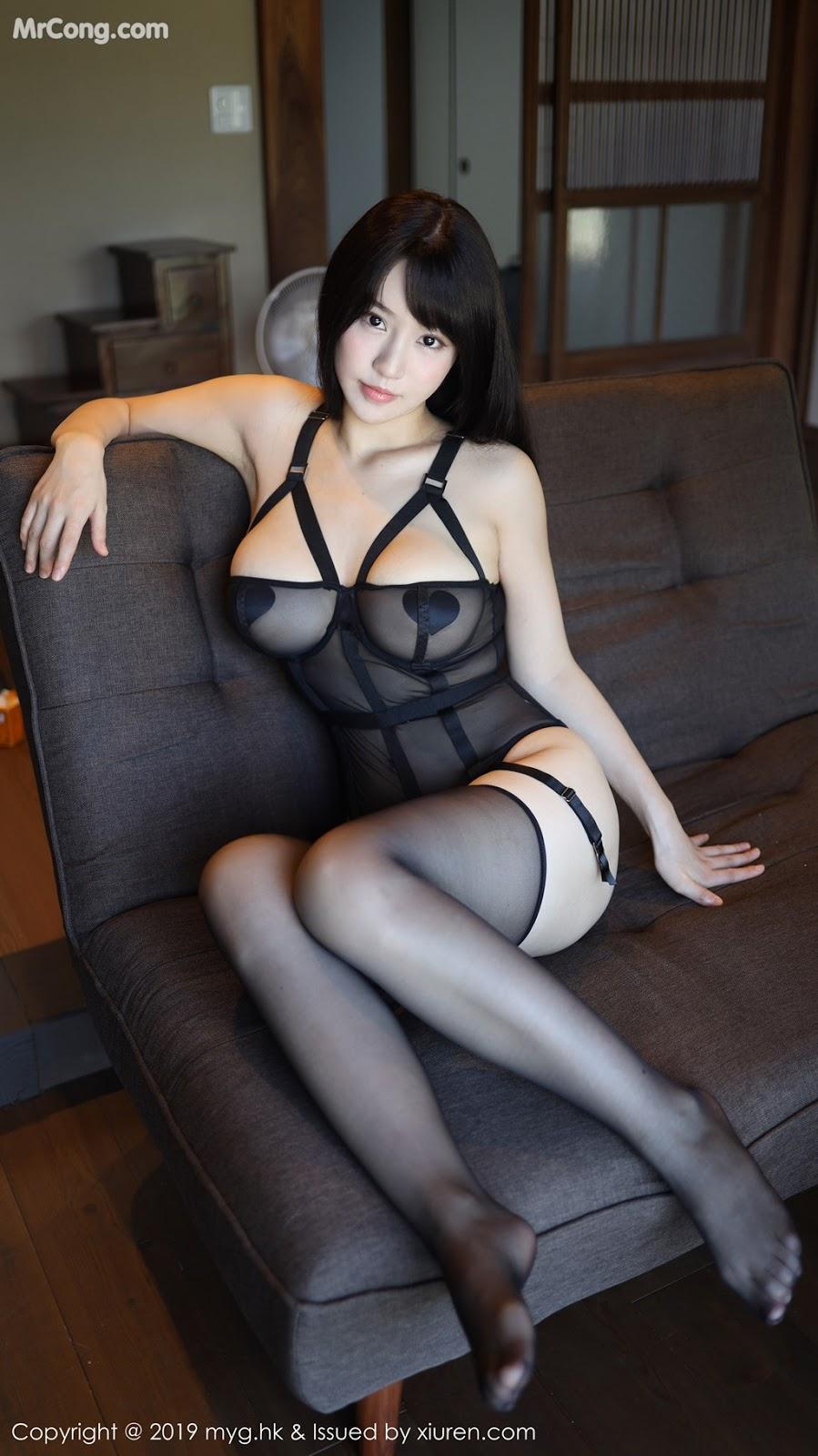 Image MyGirl-Vol.391-Zhu-Ke-Er-Flower-MrCong.com-003 in post MyGirl Vol.391: Zhu Ke Er (Flower朱可儿) (42 ảnh)
