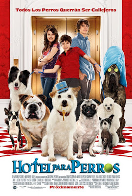 Hotel For Dogs 2009 Custom HDRip NTSC Dual Latino 5.1