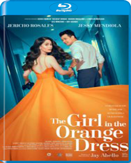 the girl in a orange dress (2018)