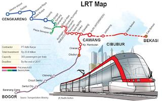 LRT City, Hunian Terintegrasi Dengan LRT, Kontribusi Adhi Karya Mengurangi Kemacetan Untuk Peningkatan Kualitas Kehidupan Di Jakarta