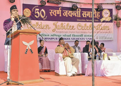 Radheshyam lauds unique temperament of Gorkhas