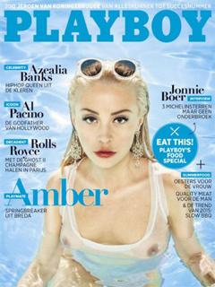 Revista Playboy Holanda-Junio 2015 PDF Digital