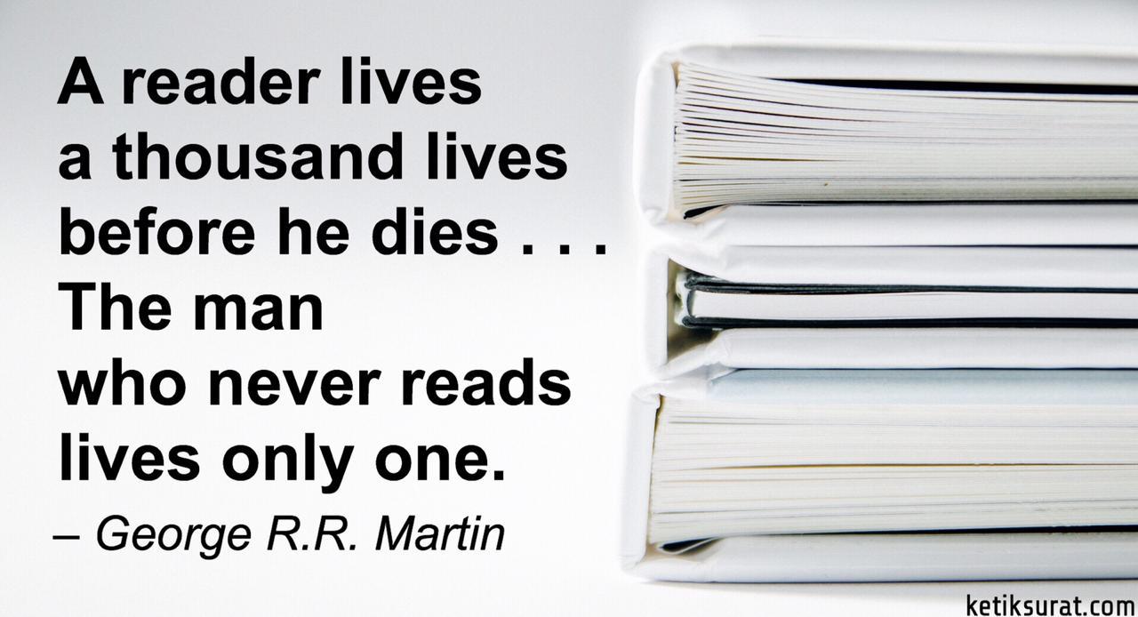 30 Quotes Bahasa Inggris About Book Dan Artinya Ketik Surat