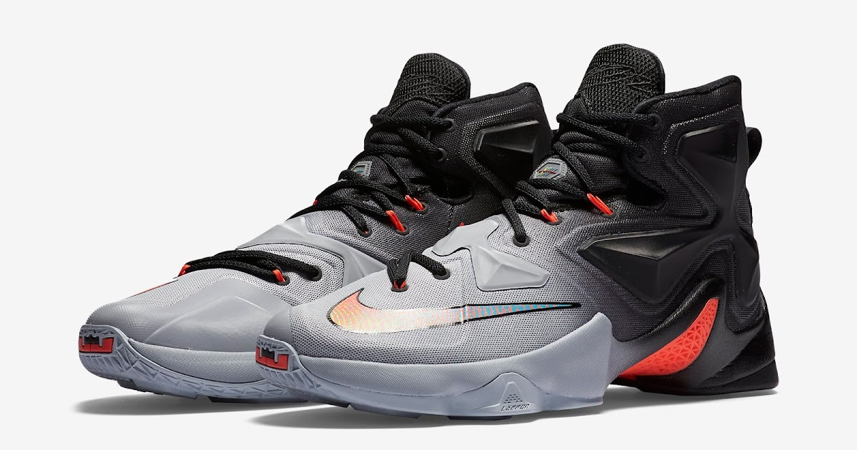 separation shoes d6ce2 296a2 ... spain ajordanxi your 1 source for sneaker release dates nike lebron 13  on court wolf grey