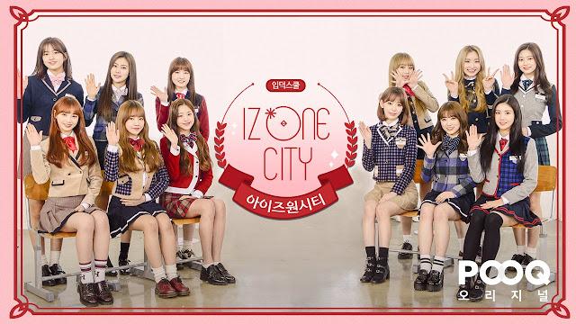 IZ*ONE CITY