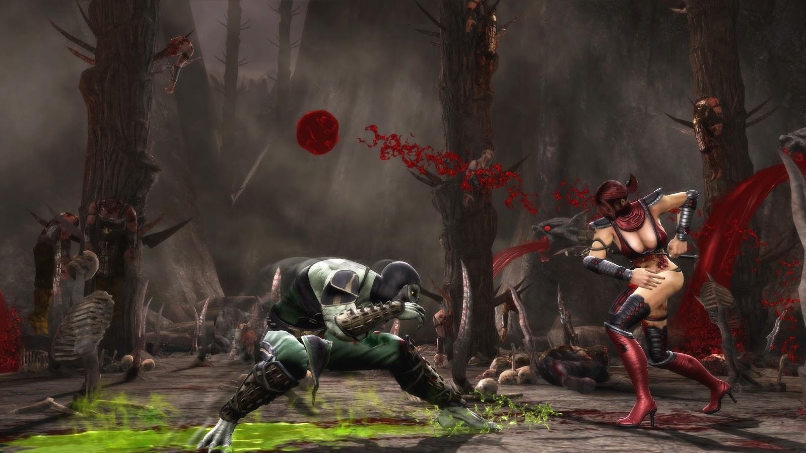 Mortal Kombat Komplete Edition Free Download - Vanish into Games