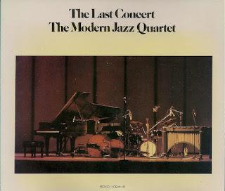 The Modern Jazz Quartet, The Last Concert