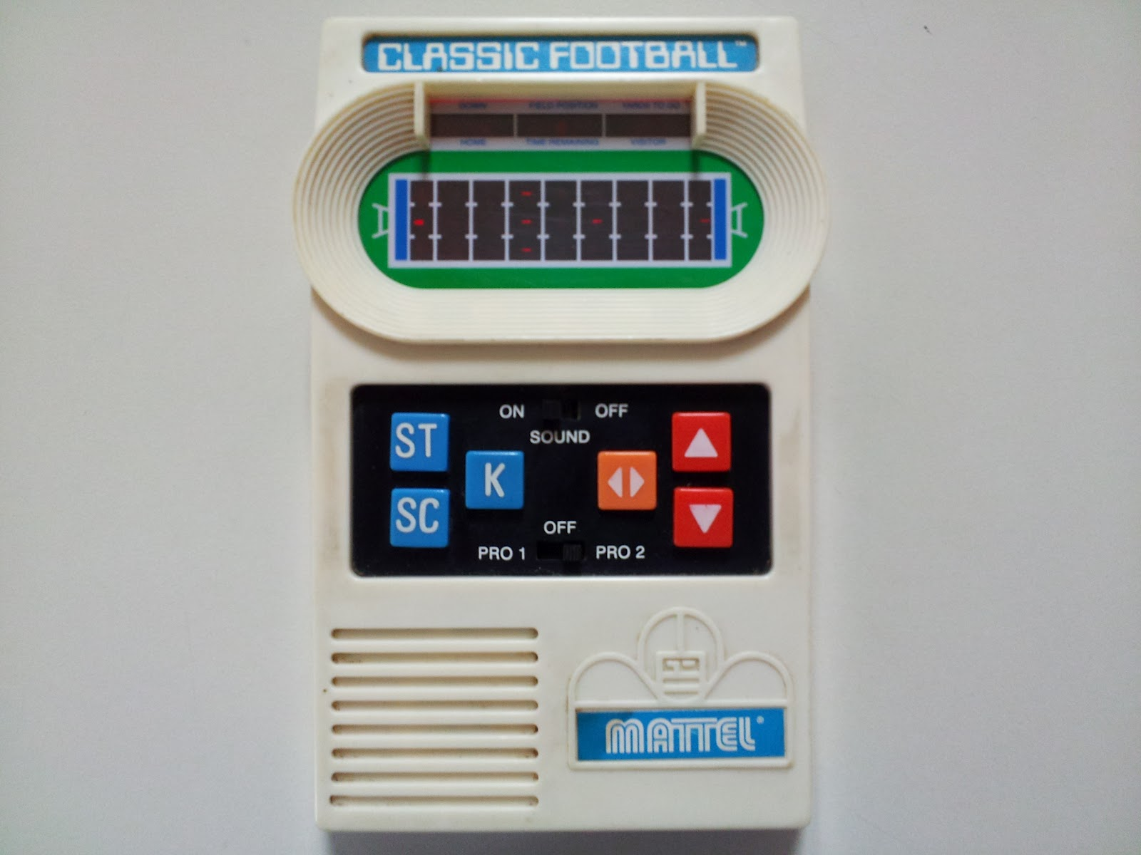 Mattel Electric Football Games for sale   In Stock   eBay