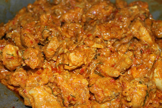 Rendang Ayam Sedap Azie Kitchen
