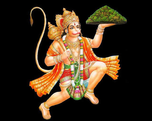 interesting facts about Hanuman Ji