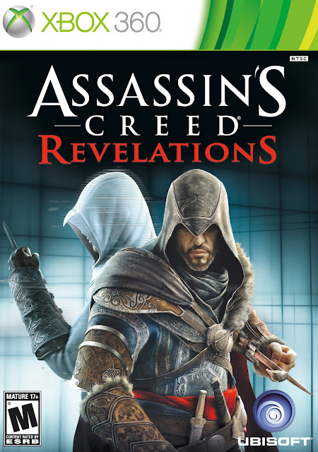 Assassin's Creed: Revelations - Xbox 360 - Portada