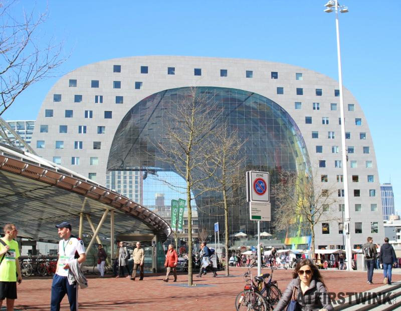 Markthal Rotterdam Netherlands